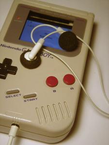 GameBoy + iPod = iBoy