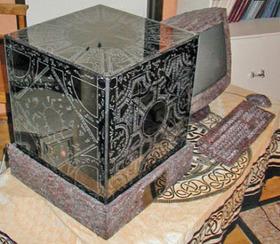 Hellraiser Puzzlebox computer