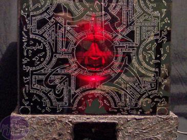 Hellraiser Puzzlebox computer On