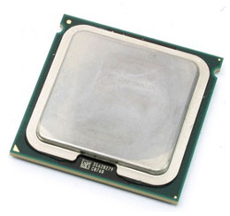 image : Intel Core 2 Quad
