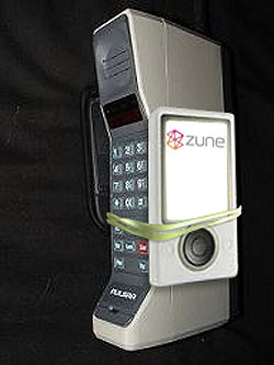 Interesting Zune Phone's picture