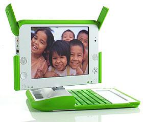 One Laptop Per Child 「XO」?