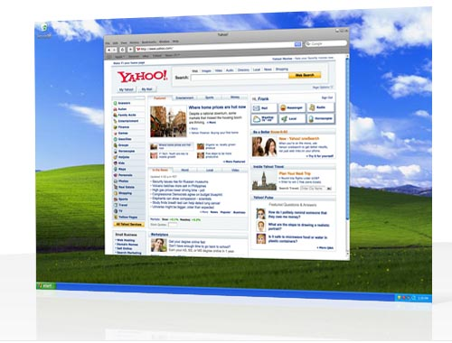 Safari3 Beta for Windows 2