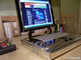 The Mini-ITX Laptop PC