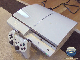 White PLAYSTATION3