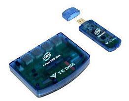 Y-E DATA Wireless Hab