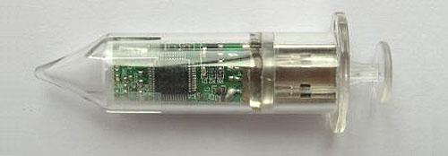 USB Injection Needle Memory