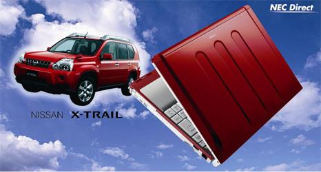 LaVieG タイプJ X-TRAILモデル