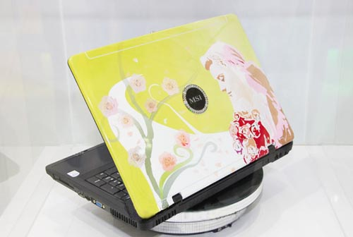 MSI GX700 17-inch gaming PC