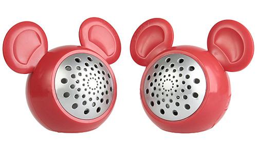 USB Mickey Mouse Speaker