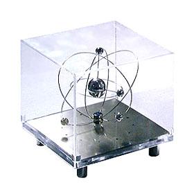 planetary orbit clock